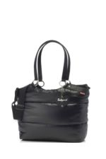 Babymel Camden Carry-All Diaper Bag (Black) by Babymel