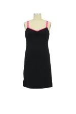 Marlow Nursing Chemise (Black Fuchsia) by La Leche League International