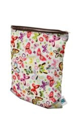 Planet Wise Medium Wet Bag (Butterflies) by Planet Wise