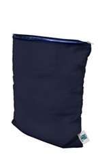Planet Wise Medium Wet Bag (Navy) by Planet Wise