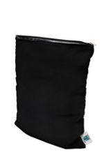 Planet Wise Large Wet Bag (Black) by Planet Wise