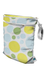 Planet Wise Wet/Dry Bag (Spring Dot) by Planet Wise