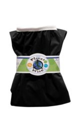 Planet Wise Diaper Pail Liner (Black) by Planet Wise