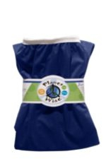 Planet Wise Diaper Pail Liner (Blue) by Planet Wise