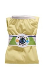 Planet Wise Diaper Pail Liner (Butter) by Planet Wise