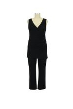 Erin Nursing PJ Set (Black) by Milkstars