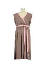 The Birthinggown (Cocoa Pink) by B&G Birthingown