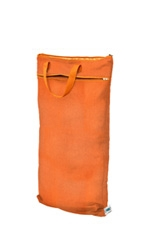 Planet Wise Hanging Wet/Dry Bag (Carrot) by Planet Wise