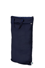 Planet Wise Hanging Wet/Dry Bag (Navy) by Planet Wise
