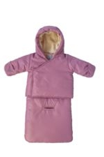 7 am Enfant Bag-O-Coat (Lilac) by 7 A.M. Enfant