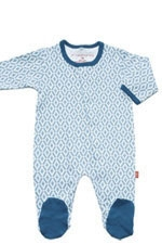 Magnificent Baby Boy's Footie (Marrakesh) by Magnificent Baby