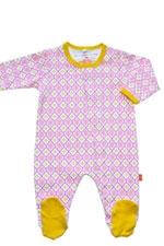 Magnificent Baby Girl's Footie (Marrakesh) by Magnificent Baby