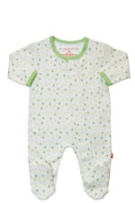 Magnificent Baby Footie (Unisex Star) by Magnificent Baby