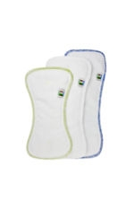 Best Bottom Micro Doubler Inserts (White) by Best Bottom Diapers