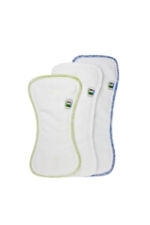 Best Bottom Stay Dry Insert- 3 Pack (White) by Best Bottom Diapers