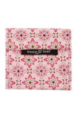 Keep Leaf Reusable Large Baggie (Floral) by Keep Leaf