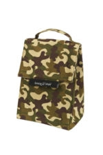 Keep Leaf Insulated Organic Lunch Tote (Camo) by Keep Leaf