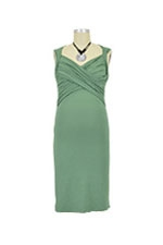 Toni Sleeveless Nursing Dress (Laurel) by Toni Top