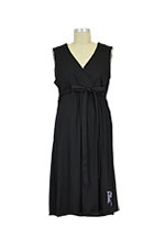 The Nightie-Night BG Birthinggown (Black) by B&G Birthingown