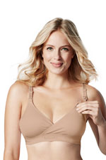 Bravado Original Nursing Bra - Basic (Butterscotch) by Bravado