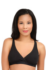La Leche League Sleep Bra (Black) by La Leche League International