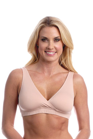 Majamas Easy Bra (Toffee) by Majamas