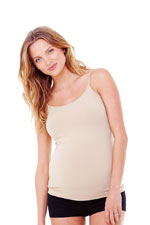 Ingrid & Isabel Everyday Maternity Cami (Nude) by Ingrid & Isabel