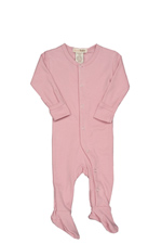 L'ovedbaby Gl'oved-Sleeve Baby Girl Overall by L'ovedbaby