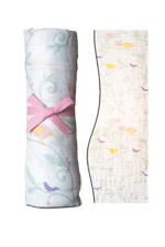 Australian Muslin Organic Swaddling  Single Wrap by Aden & Anais