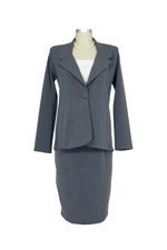 Olian's Career Maternity 2-Pc. Jacket & Skirt Set by Olian