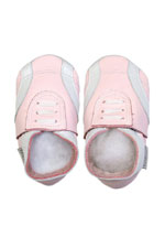 Bobux Baby Sport Shoe (Light Pink) by Bobux