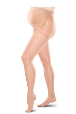 THERAFIRM® Moderate Support Maternity Pantyhose by Therafirm