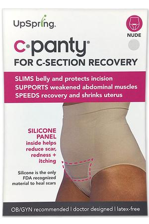 C-Panty High Waist C-Section Recovery Underwear by UpSpring