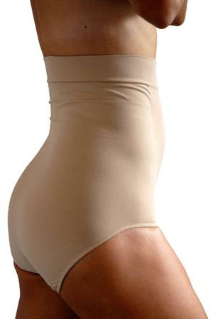 C-Panty High Waist Incision Care Post-Cesarean Panty (Nude) by C-Panty