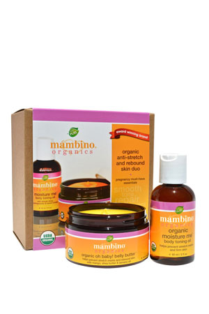 Mambino Organics Anti-Stretch & Rebound Skin Duo by Mambino Organics