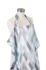 Hooter Hiders Nursing Cover with Ruffle Detail (Huntington) by Hooter Hiders