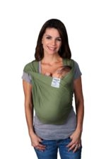 Baby K'tan Baby Carrier (Sage Green) by Baby K'tan
