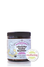 Babybearshop Organic Cheeky Baby Butter by Babybearshop