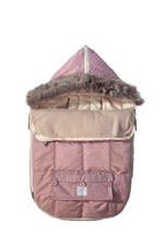 7 AM Enfant Le Sac Igloo Baby Stroller Cover (Rose) by 7 A.M. Enfant