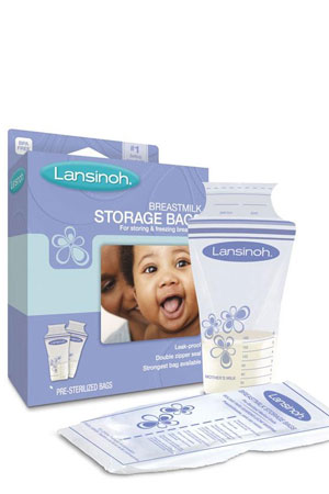 Lansinoh Breastmilk Storage Bags by Lansinoh