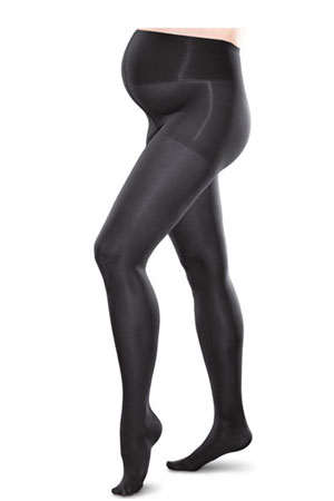 Preggers Sheer Maternity Compression Pantyhose (10-15 mmHg) by Preggers Maternity Hosiery