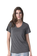 Irene Pocket Nursing Tee (Charcoal) by Dote