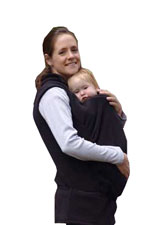 Peekaru Original Baby Carrier Cover by TogetherBe