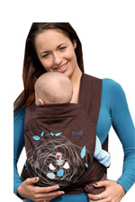 TogetherBe FreeHand Mei Tai Baby Carrier by TogetherBe