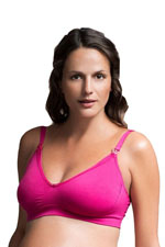 Boob Designs Fast Food Nursing Bra (Cerise) by Boob