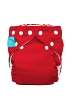 Charlie Banana® 2-in-1 One Size Reusable Diapers (Red) by Charlie Banana