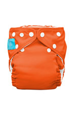 Charlie Banana® 2-in-1 One Size Reusable Diapers (Orange) by Charlie Banana
