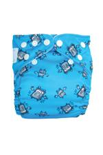 Charlie Banana® 2-in-1 One Size Reusable Diapers (Robot Boy) by Charlie Banana