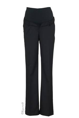 The Lisbon Maternity Pants (Black) by Noppies