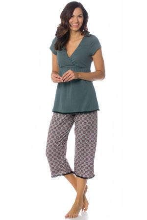 Stylish nursing gowns, pajamas and sleepwear — Figure 8 Maternity